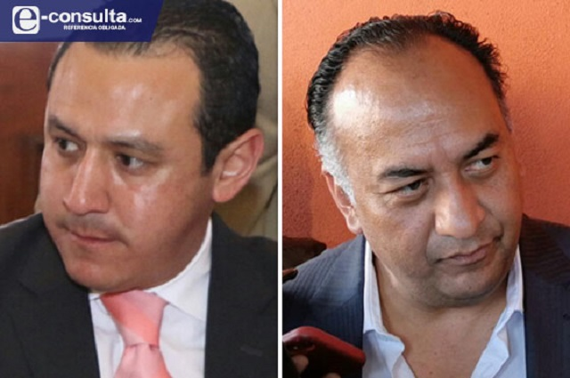 Disputan David Méndez e Iván Galindo postulación en distrito 11