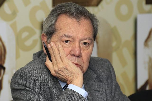 Morena no debe repetir conductas del viejo PRI: Muñoz Ledo