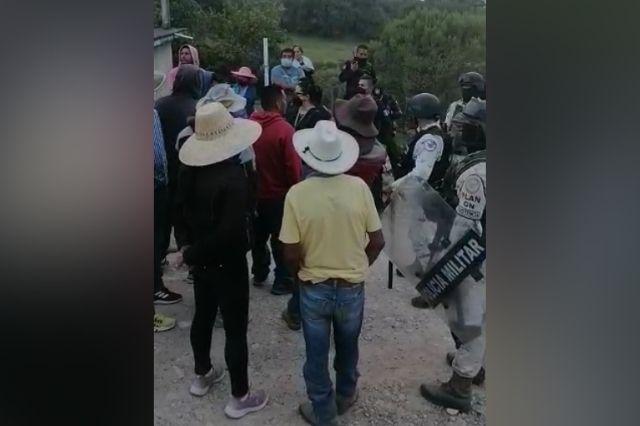 En comunidad de Tlatlauquitepec intentan linchar a Porfirio Loeza