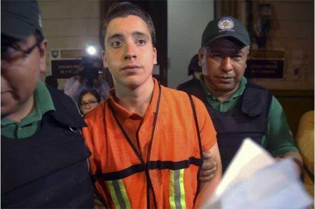 Llevan a uno de Los Porkys al penal de Tuxpan, Veracruz
