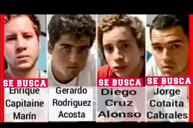 Capturan en España al segundo Porky acusado de violar a Daphne