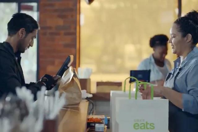 Ya puedes pedir envases ecológicos a través de Uber Eats