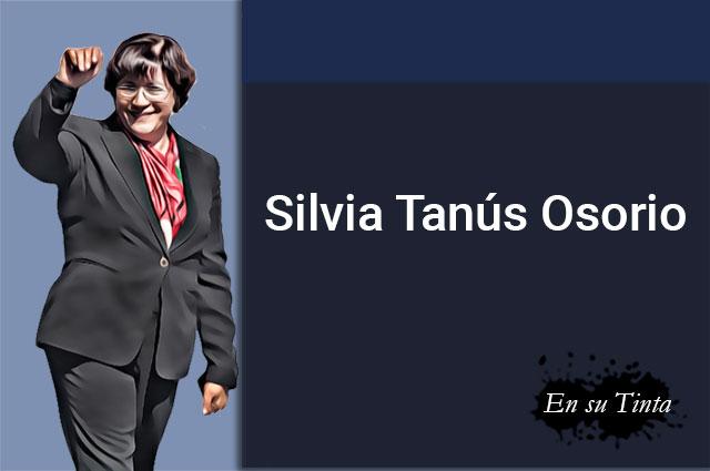 """""""Me indigna la violencia contra las mujeres y la impunidad"""": Silvia Tanús"""