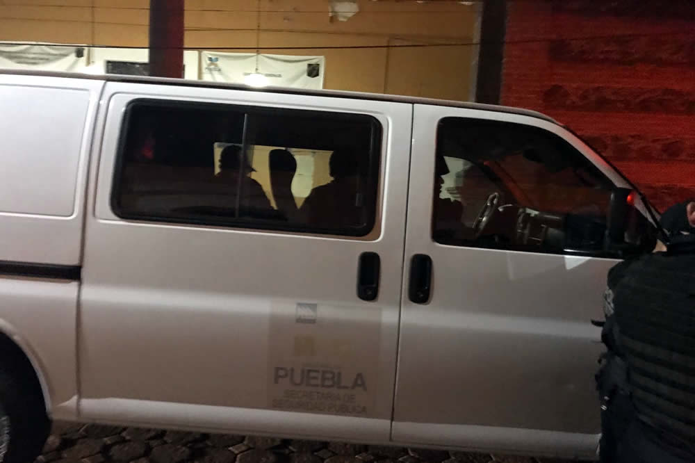 Trasladan a Israel Pacheco al penal de Tepexi tras protestas