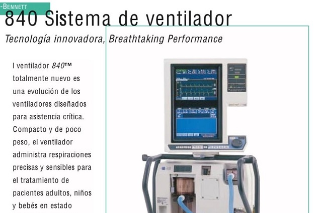 Compró Puebla a empresa sin experiencia ventiladores para Covid