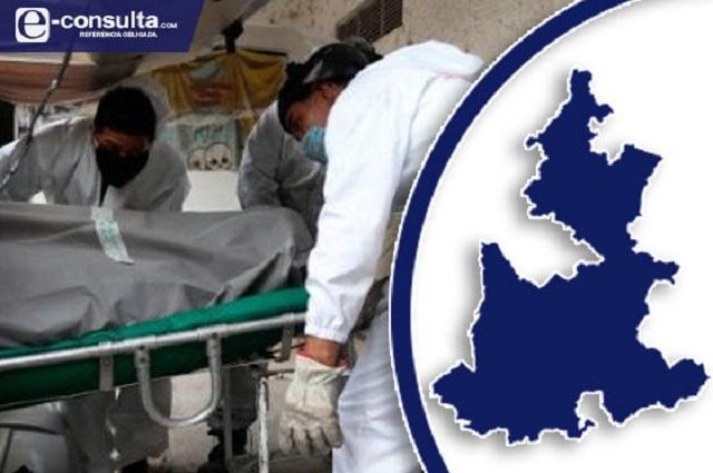 Prevén más de 1 mil 900 muertes por Covid en Puebla para agosto