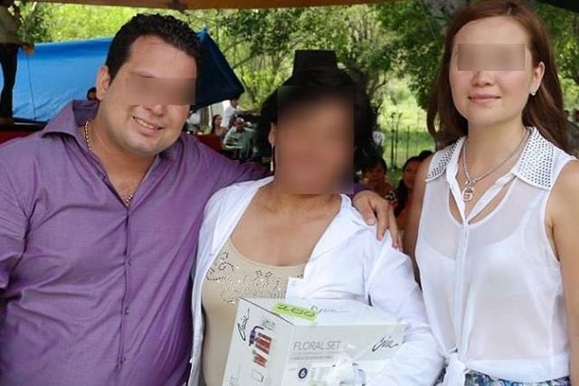 Cae con armas y huachicol esposa del edil de Venustiano Carranza