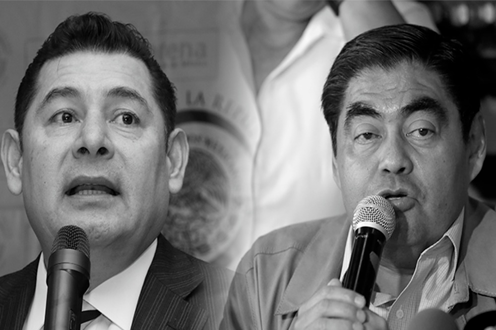 Se dividen a diputados locales y federales por Barbosa o Armenta