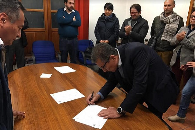Hay nuevo presidente en el Colegio de Ingenieros Civiles de Puebla