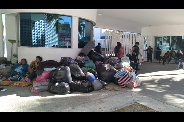 Arranca nuevo seguro de AMLO sin camas ni medicinas en Puebla