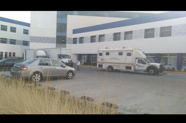 Vacían Hospital General de Cholula para atender coronavirus