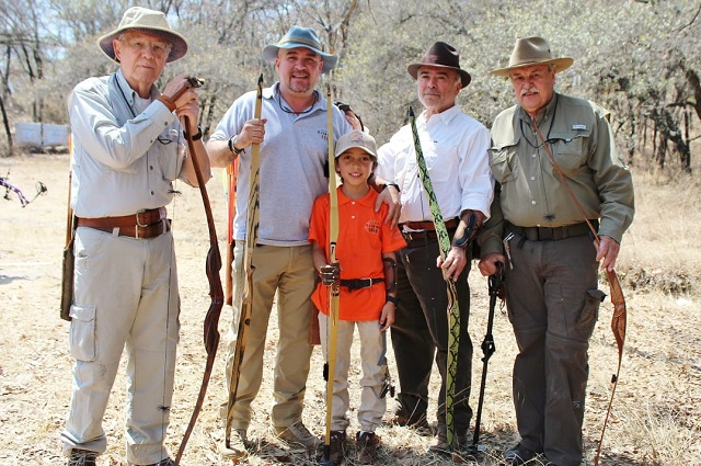 Club Cherokees, 20 años cuidando los bosques de encinos en Haras