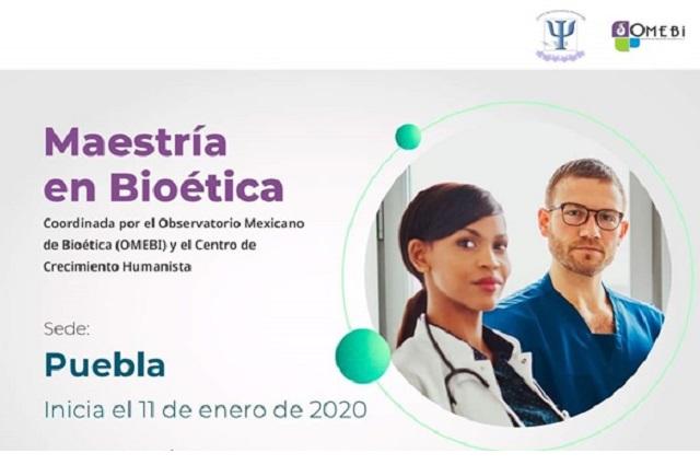 Inician la primera maestría en Bioética en Puebla