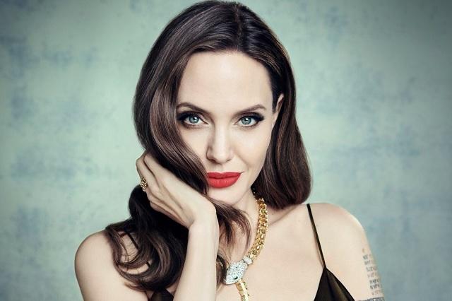 Angelina Jolie fue evacuada del set de Eternals por una bomba en el set