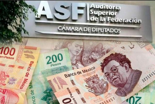 Reclama la ASF a Puebla que aclare gasto de 9 mil 719 mdp