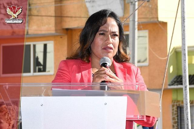 Ayuntamiento de Cuautlancingo y Canacope orientan a comercios