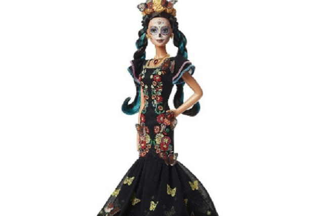 Barbie lanza edición especial del Día de muertos