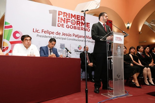 Ordena Barbosa sacar a PRI y PAN del gobierno de Tehuacán