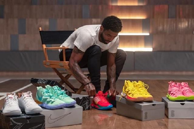 Nike lanza tenis conmemorativos de Bob Esponja
