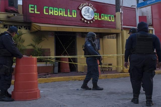 Difunden video de víctimas previo al ataque en Coatzacoalcos