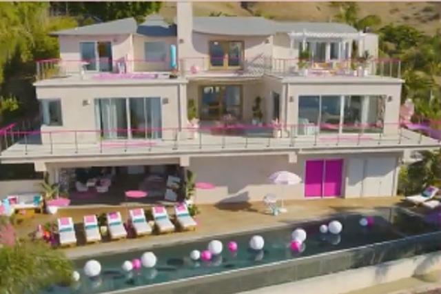 Ahora podrás hospedarte en la casa de Barbie real