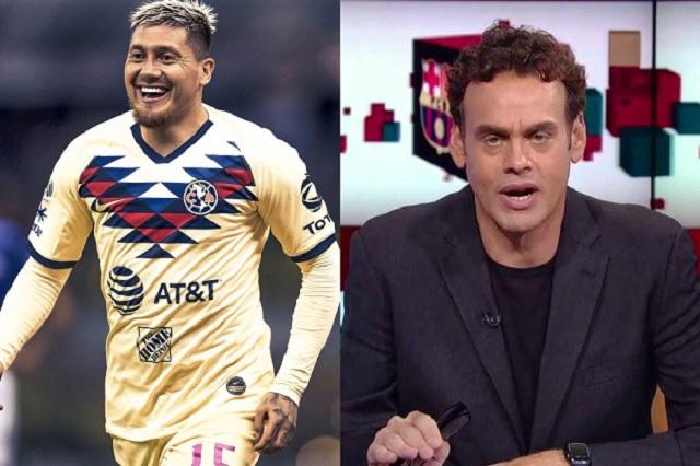 Nico Castillo explota contra David Faitelson; lo llama marrano y cagón