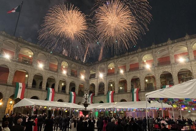 El menú 'austero' que AMLO sirvió a invitados en Palacio Nacional