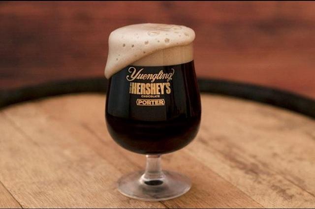 Hershey's producirá una cerveza sabor a chocolate