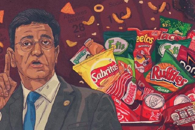 Prohíben en Portugal anuncios de comida chatarra para niños