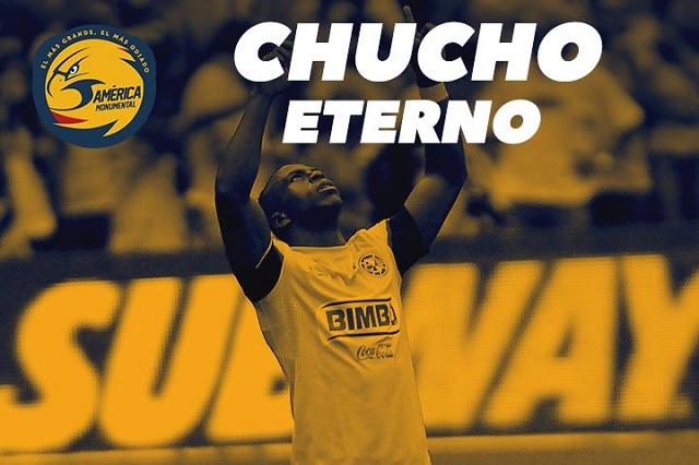 6 mejores goles del Chucho Benítez a 6 años de su muerte