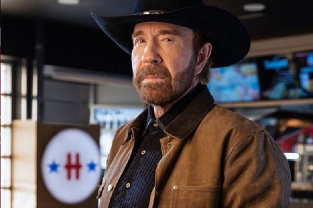 Chuck Norris se retira del cine para lidiar con la muerte