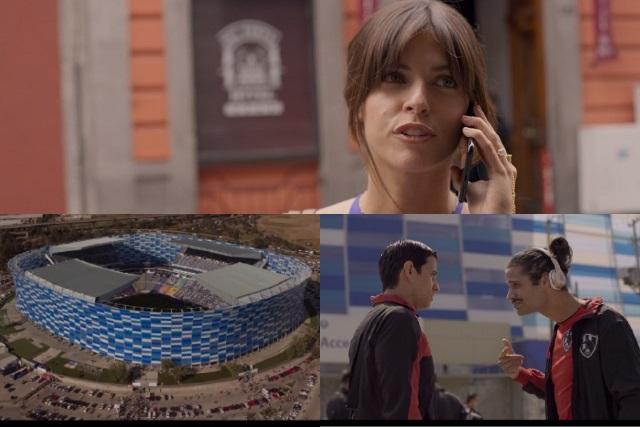 Lugares de Puebla que reconociste en la cuarta temporada de Club de Cuervos