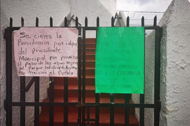 Piden Concejo municipal para relevar a edil de Juan C. Bonilla
