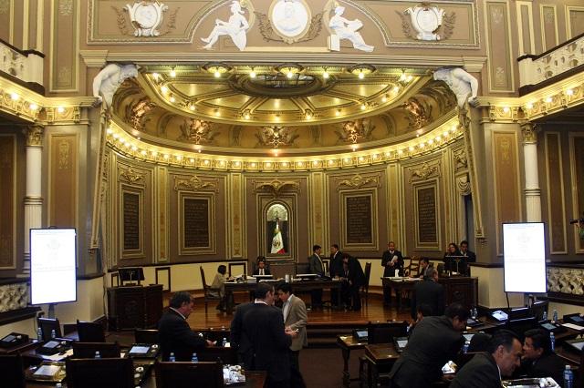 Lanzan licitación para remodelar el Congreso de Puebla