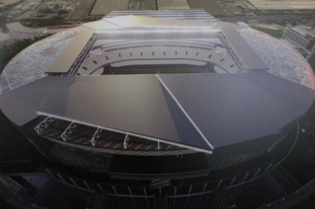 ¡Impresionante! Así sería nuevo estadio de Cruz Azul
