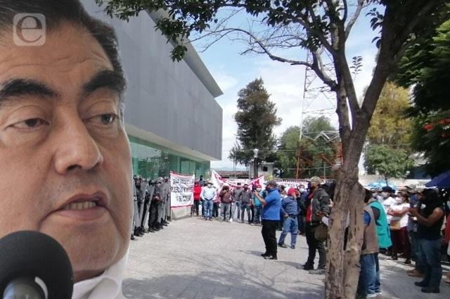 En Coyomeapan exigen nueva elección para zafarse de los Celestino