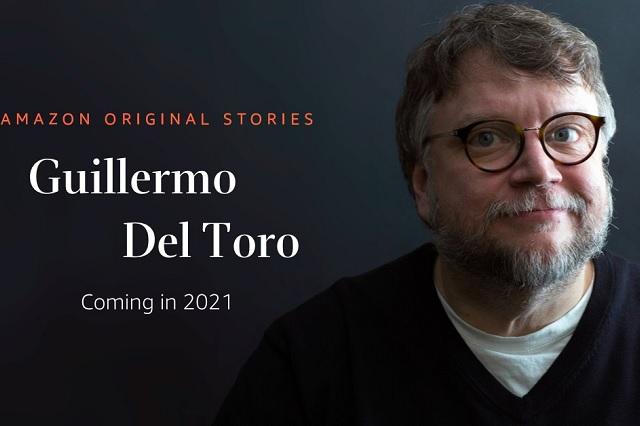 Guillermo del Toro escribirá antología de relatos para Amazon
