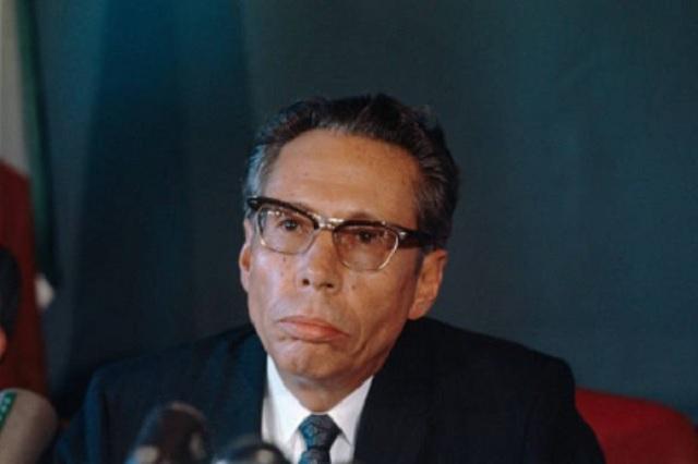 ¿Qué o quién mató a Gustavo Díaz Ordaz?