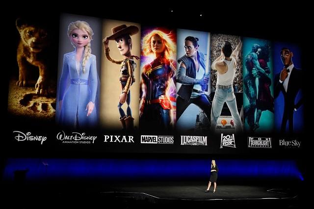 Disney y Marvel, los líderes de la taquilla mundial