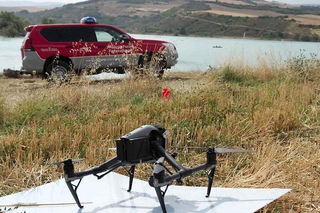 Comienzan a multar a conductores con ayuda de drones