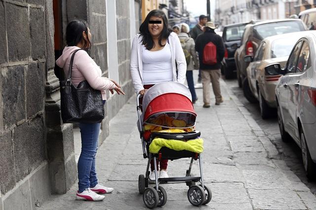 Puebla, en primeros lugares de embarazo adolescente