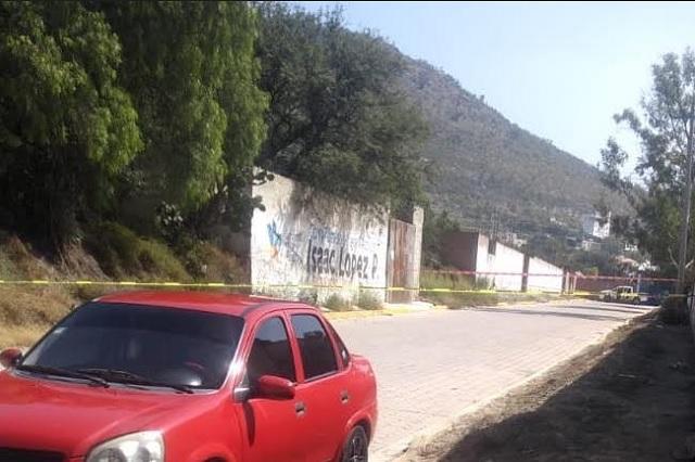 Dejan a embolsado en unidad deportiva de Tecamachalco