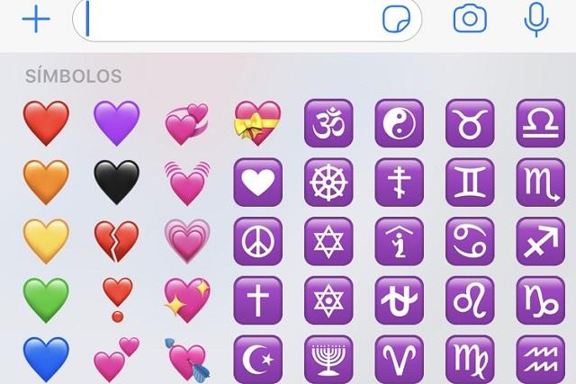 Este es lo que significa el emoji del corazón negro en WhatsApp