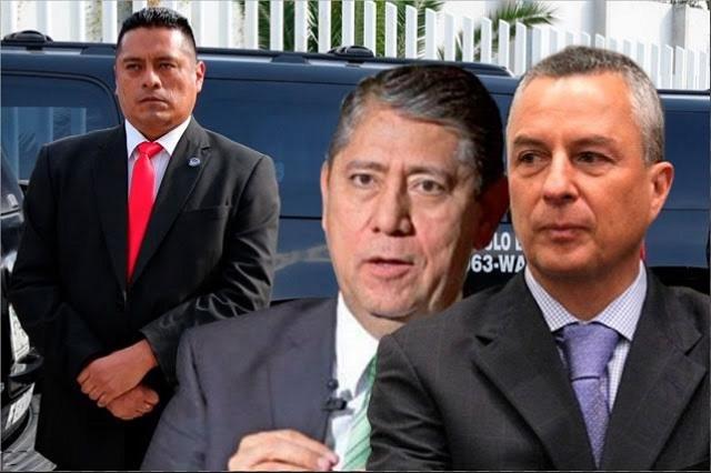 Pone la FGE bajo llave la gestión de Víctor Carrancá