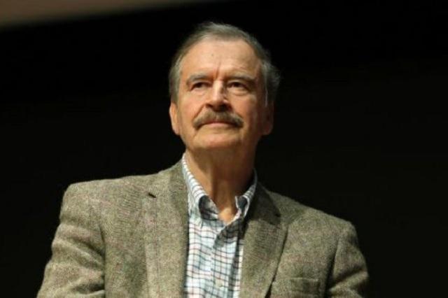 Vicente Fox se burla de AMLO por balacera en Culiacán