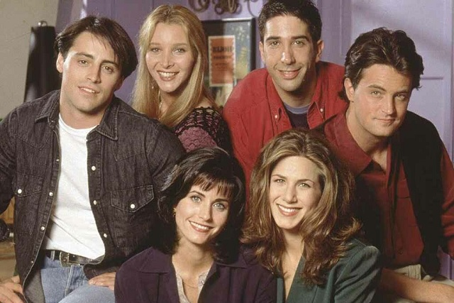 Serie Friends llega a las salas de cine en México