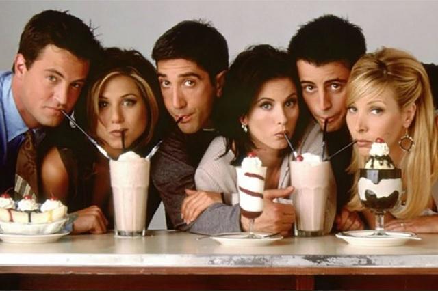 Así podrías ganar dinero sólo con ver la serie Friends