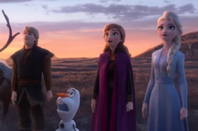 Fozen 2 impone récord y se convierte en el mejor estreno en la historia de Disney