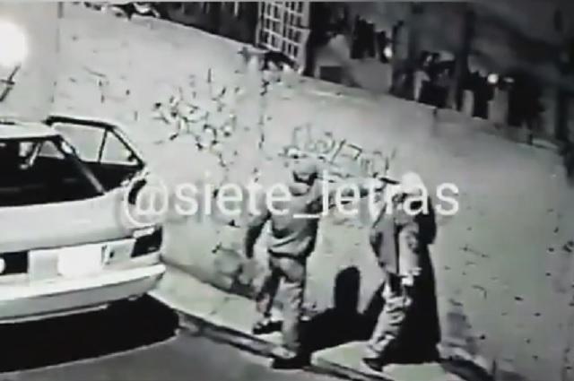 Captan ejecución en plenas calles de la CDMX