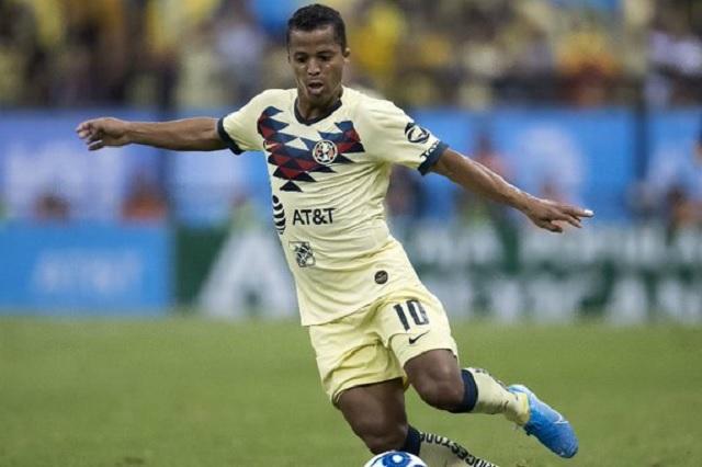 Giovani Dos Santos es dado de alta y así salió del hospital